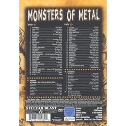 Monsters Of Metal: Volume 4 [DVD]
